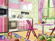 Раскраски повара на кухне 10