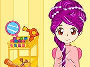Супер стилист - онлайн игра для девочек